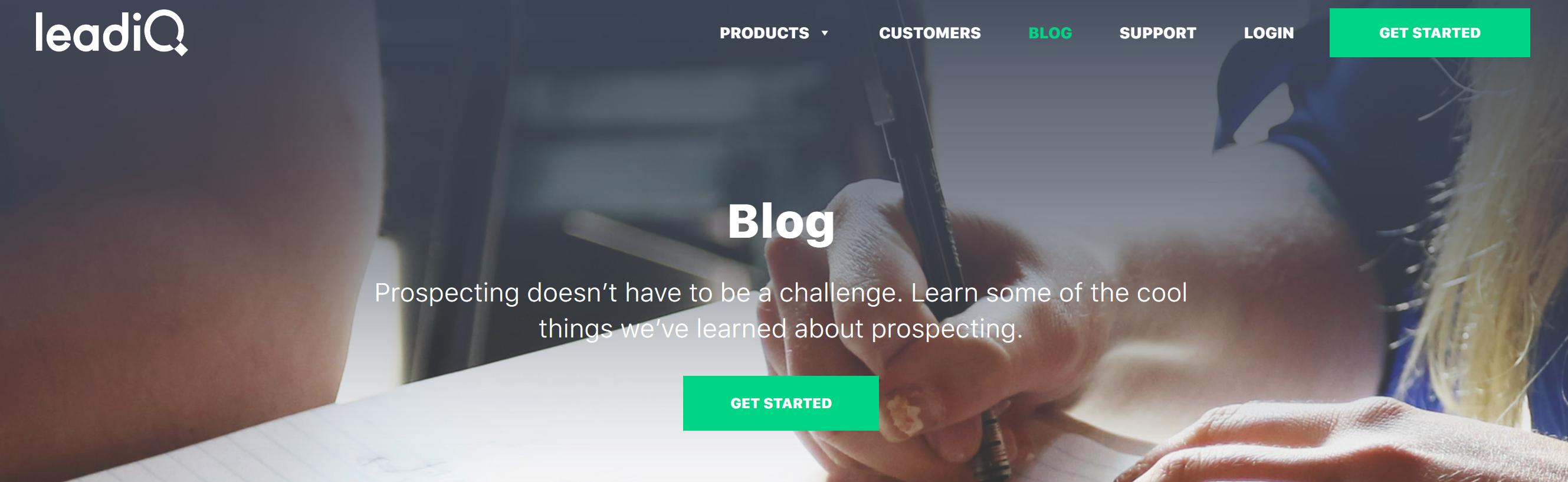 LeadIQ Blog