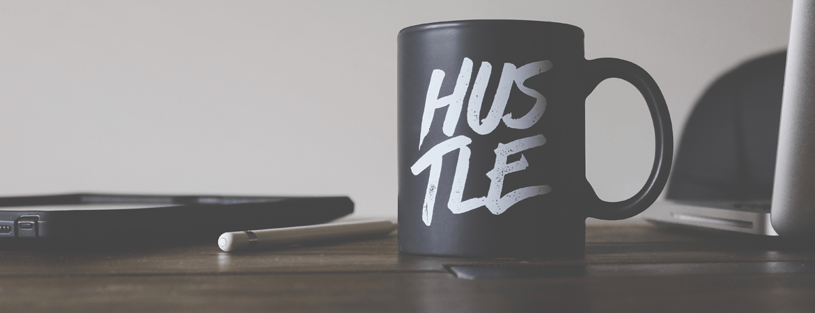 How New Year's Resolutions Affect Different Markets - COACT hustle mug coffee mug