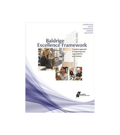 2015–2016 Baldrige Excellence Framework