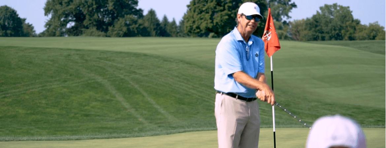 Paul Azinger Golf Fundamentals:  Turn, Turn, Swoosh!