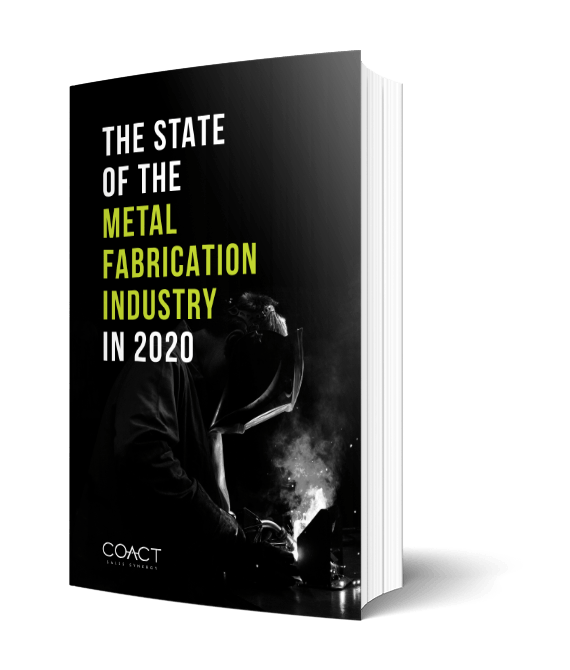 COACT FABTECH State of Metal Fabrication 2020 ebook research report metal fab 2020