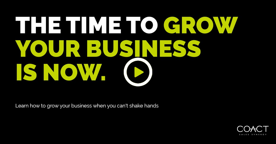 The Time To Grow Your Business Is Now